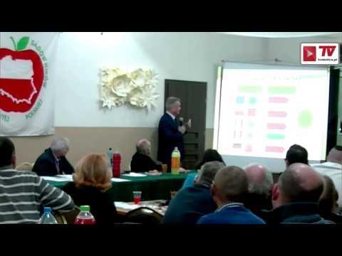 Zebranie członków koła ZSRP w gminie Pniewy