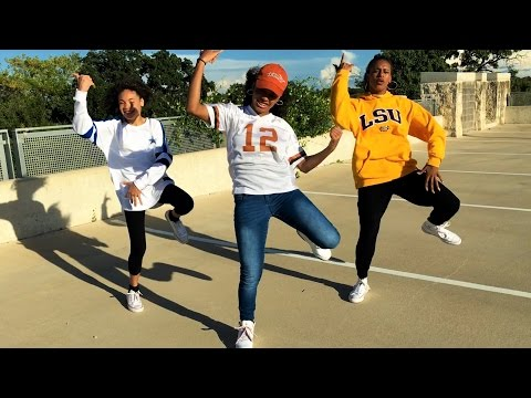 TZ Anthem Challenge| Juju on Dat Beat dance 2016|...
