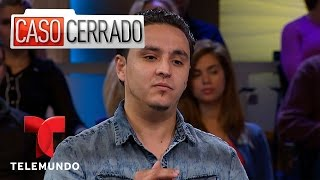 Mother makes her partner and her daughter have sex | Caso Cerrado | Telemundo English