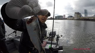 Fishing with David Pyle - Willamette River Tech Tips March 17, 2018.