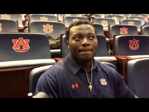 Q&A: Auburn defensive tackle Montravius Adams on his sack against Texas A&M