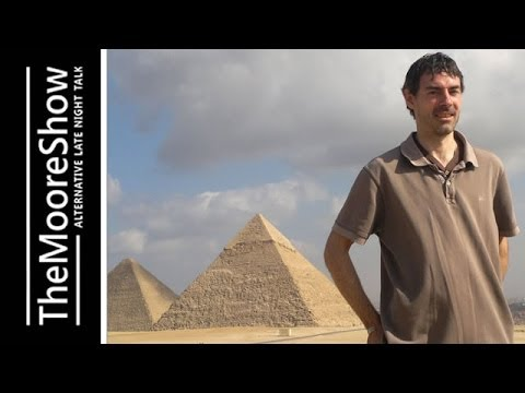 Sacred Sites, Human Evolution and Earth Mysteries with Gary Evans