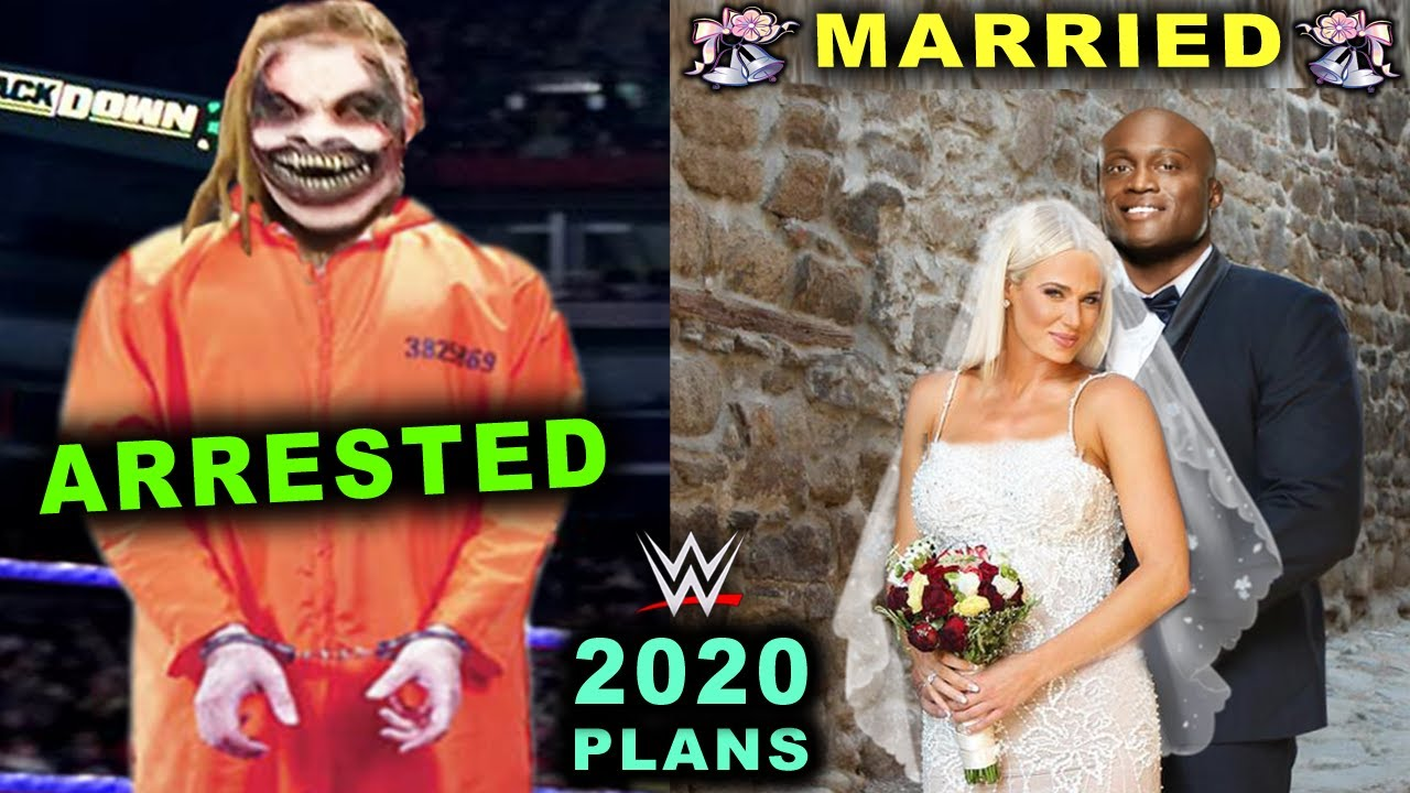10 Leaked WWE Plans Rumored for 2020 - Bray Wyatt Arrested