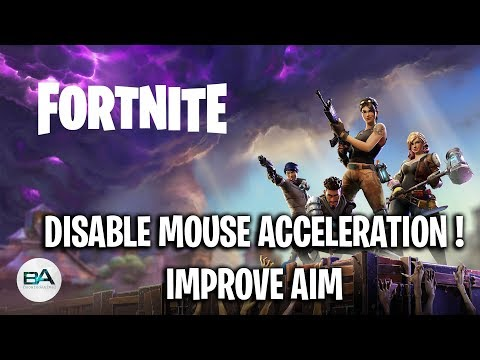 HOW TO DISABLE MOUSE ACCELERATION IN WINDOWS Mouse