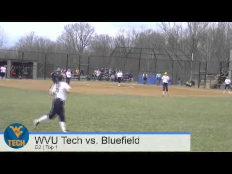 WVU Tech Softball vs. Bluefield College