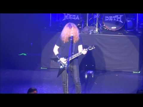 Megadeth - In My Darkest Hour - Live in Japan, 18 May 2017