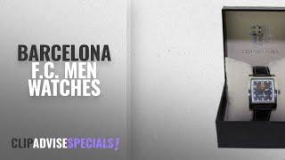 10 Best Selling Barcelona F.C. Men Watches [2018 ]: F.C. Barcelona 805101-inch–Clock