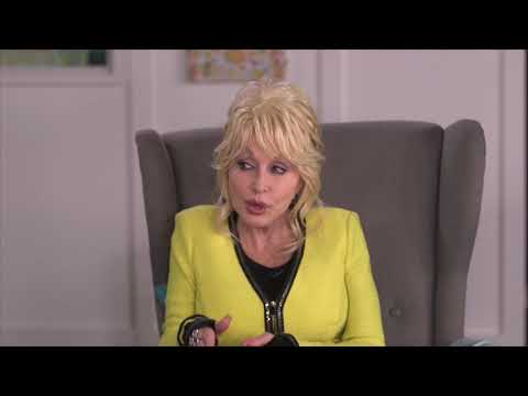 Dolly Parton on her children's album