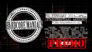 Xerxes - Hardcore Maniacs - 11 Years Anniversary Freestyle Area [Promo]