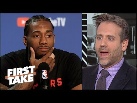 Kawhi will destroy the league if he joins the Lakers - Max Kellerman | First Take
