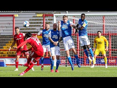 Accrington Peterborough Goals And Highlights
