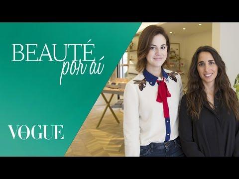 Um tour pela Dominique Maison de Beauté em São Paulo