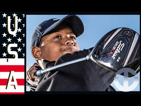 Robin Tiger Williams - The Next Tiger Woods  - YouTube 21f2a1e90327