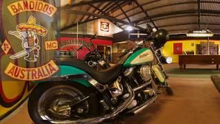 BANDIDOS MC AUSTRALIA NATIONAL RUN 2017 DEVONPORT TASMANIA