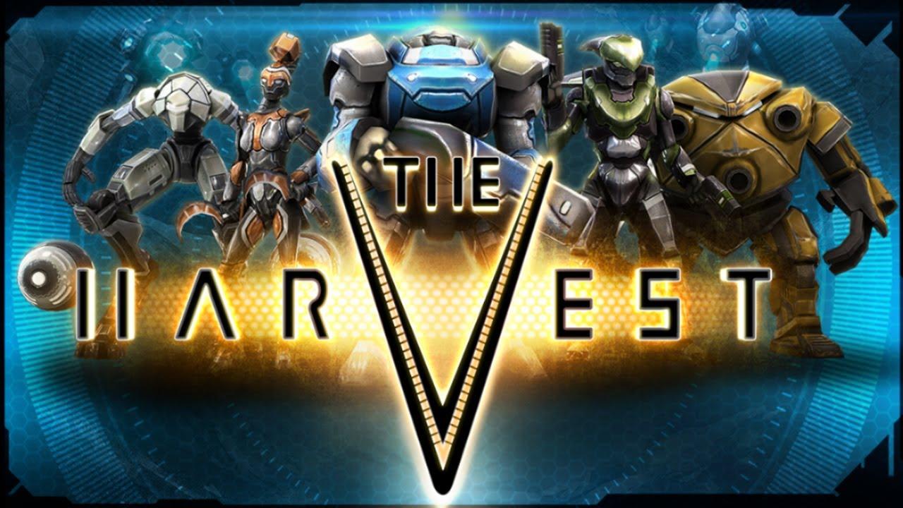 Official Harvest HD/The Harvest 3D Mech RPG (iOS / Android) Trailer