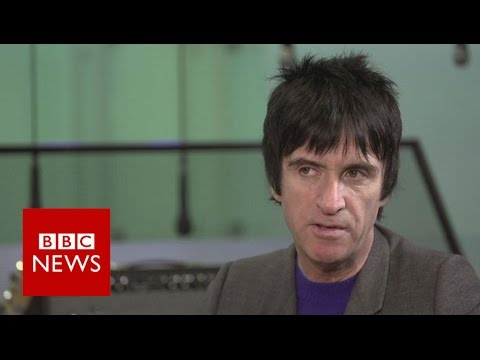 Johnny Marr: The Smiths and beyond - BBC News