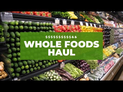 Repeat WHOLE FOODS GROCERY HAUL by Adri's Journey - You2Repeat