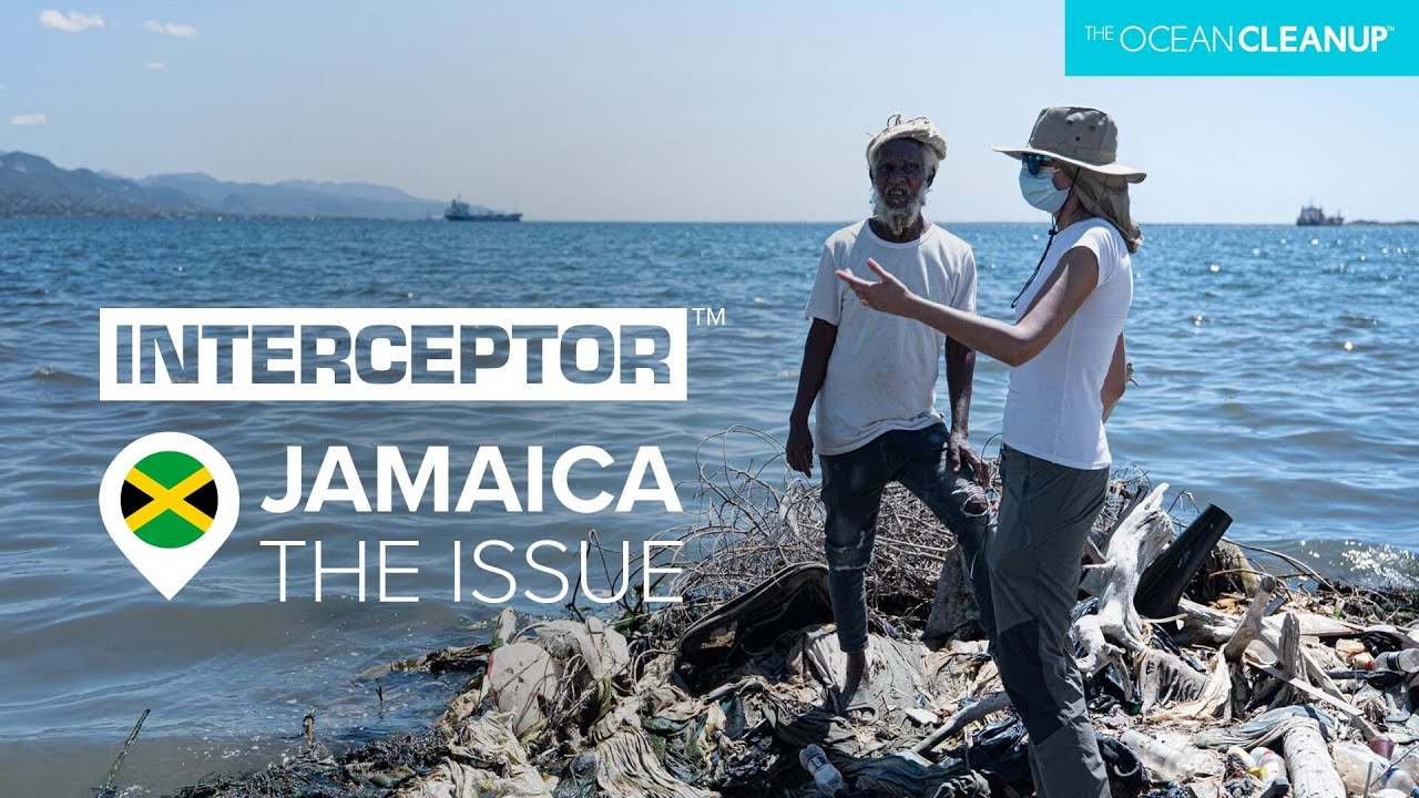 In Search for Solutions: Pollution in Jamaica's Waterways | Cleaning Rivers | The Ocean Cleanup