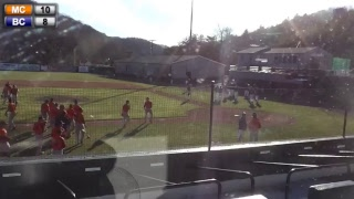 LIVE STREAM: Baseball vs. Milligan: GAME 2: 3:40 PM