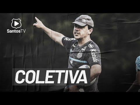 FERNANDO DINIZ | COLETIVA (28/07/21)