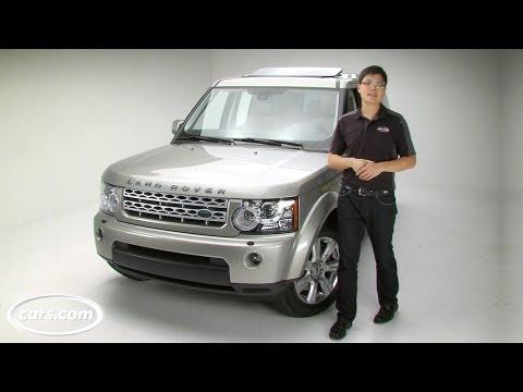 2013 Land Rover LR4 -- Cars.com Video Review
