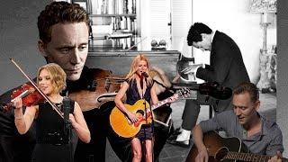 Avengers Cast Playing Instruments (feat. Robert Downey Jr., Tom Hiddleston, etc.)