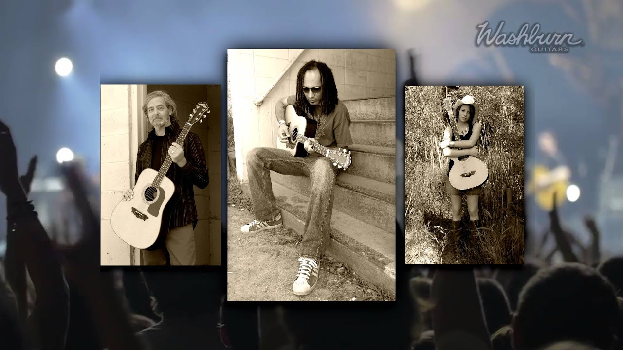 The History of Washburn Guitars - YouTube