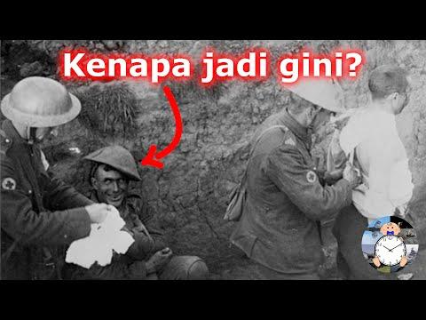 Kenapa Perang Parit Bisa Terjadi?