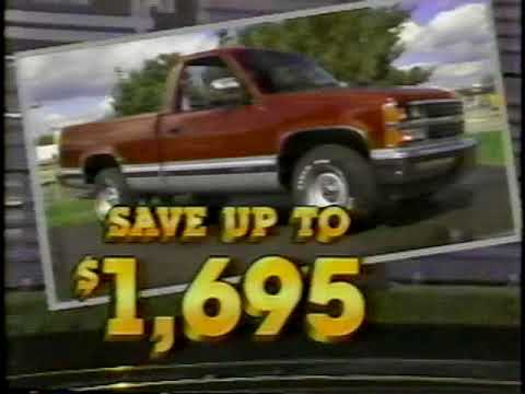 1989 - Central Indiana Chevy Dealers