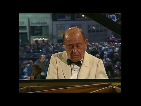 Shura Cherkassky live in Amsterdam - Lully, Chopin, Hofmann, Liszt, Morton Gould, Mussorgsky (1992)