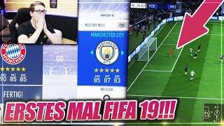 OMG MEIN ERSTES MAL FIFA 19!! 🔥🔥 - FIFA 19 DEUTSCH DEMO GAMEPLAY