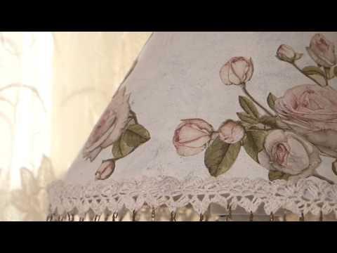Видеозапись Татьяна Алексанова. Интерьер квартиры в стиле прованс