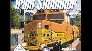 Xalm Retribution играет в Microsoft Train Simulator 2004