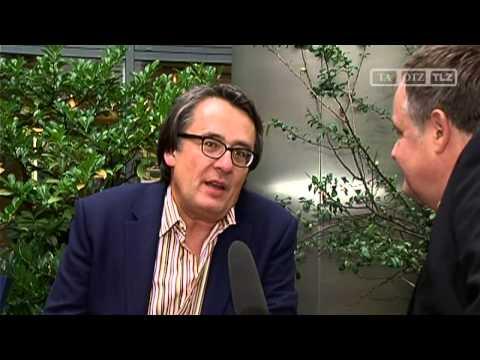 Herbstlese: Gert Scobel im Interview