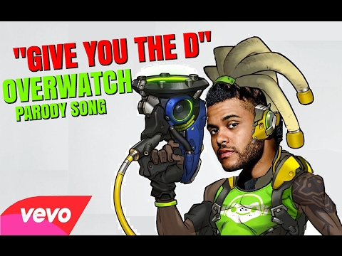 Overwatch Song | The Weeknd - I Feel It Coming PARODY