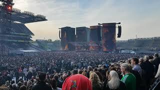 Rolling Stones Sympathy for the Devil clip Croke Park Dublin 17 May 2018