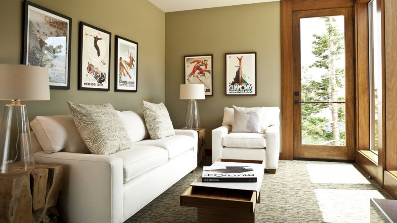 Home Decorating Ideas Small Living Room Part - 15: Living Room Layout Ideas - 10 Stunning Living Room Furniture Arrangement -  YouTube