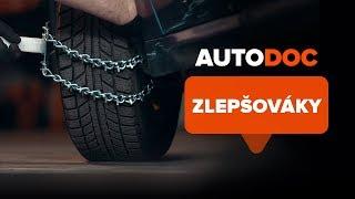 Opravy vozidel si sám - video triky