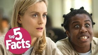 Top 5 Surprising Facts About Orange Is The New Black