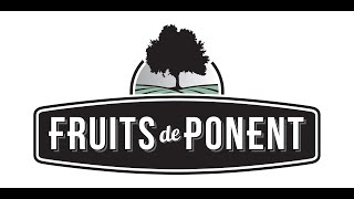 FRUITS DE PONENT, THE GOOD FRUIT