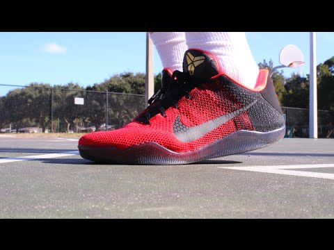 the latest a1763 80de8 NIKE KOBE 11 PERFORMANCE REVIEW!