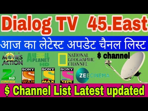 DD Free dish add channel mpeg-2 set-top box me   latest update channel list 2019   dish tech from YouTube · Duration:  5 minutes 9 seconds
