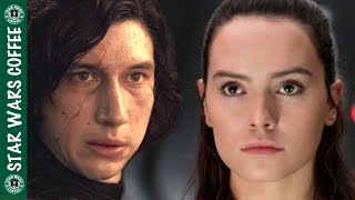 Rey and Kylo Ren's Connection Grows The Last Jedi!