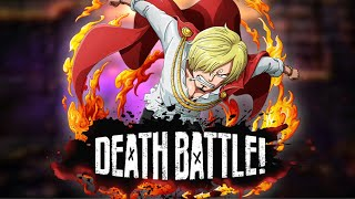 Sanji Hotfoots it into DEATH BATTLE!