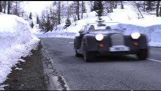 New Morgan Plus 8: The Adventure Road Test - /CHRIS HARRIS ON CARS