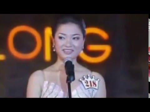 Phần trả lời ứng xử của Nguyễn Thị Huyền