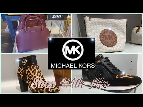 Michael Kors Outlet Labor Day Weekend Sales 70% + 20% Off 🏷