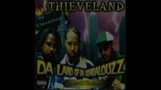 Thieveland - Where My Thugz At [Feat. Yukmouth]
