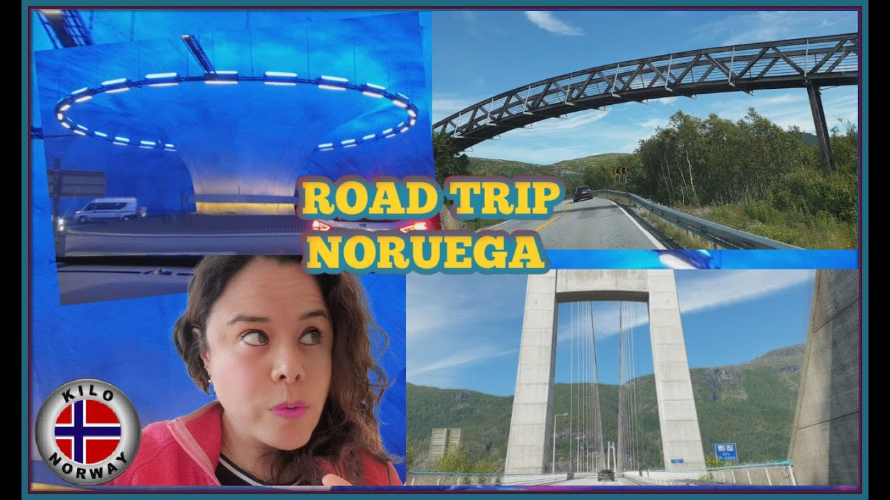 ROAD TRIP NORUEGA Kilo Norway   Vlog 208