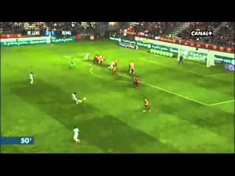 Résumé Du Match RC Lens - Stade De Reims I Samedi 30 Août 2014 (30/08/14) I Ligue 1